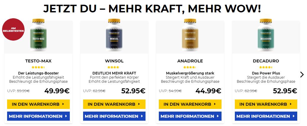 Anabolika kaufen bei ebay